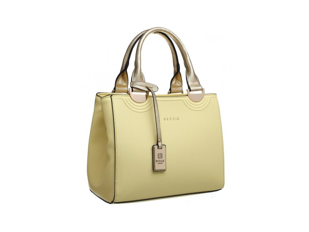 Žlutá kabelka Bessie London Priscila