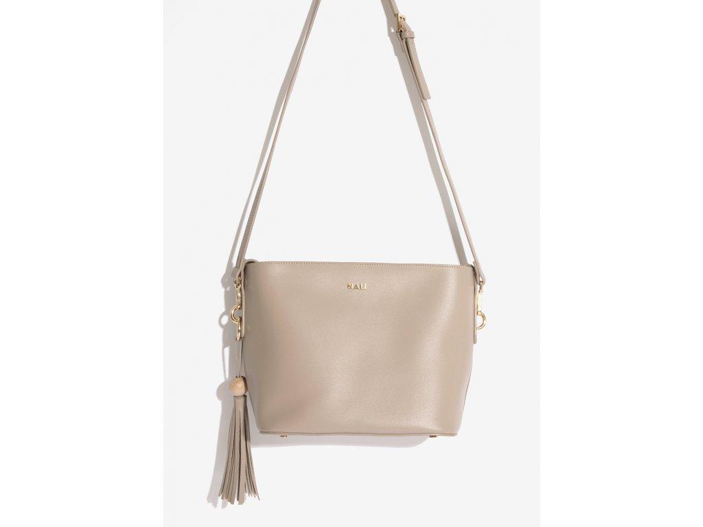 Béžová kabelka Nalí