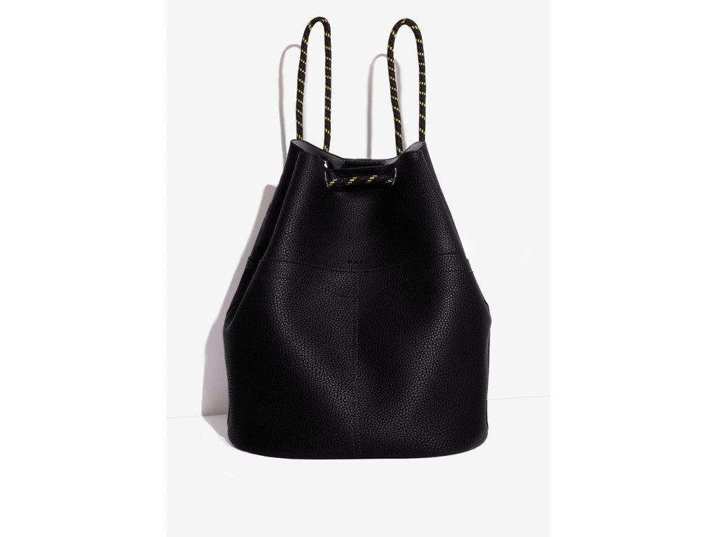 Černý batoh Nalí