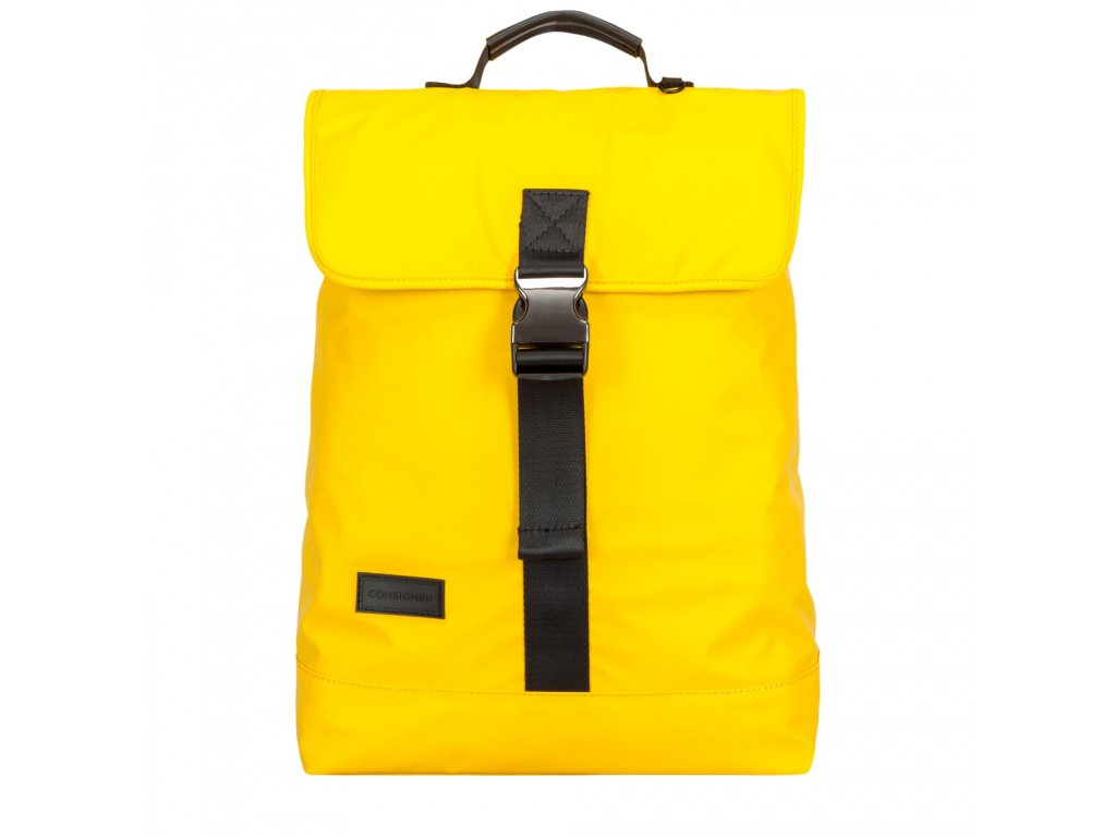 Žlutý batoh CONSIGNED VANCE
