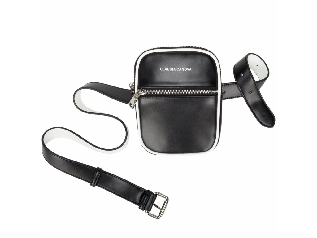 84528 black wht with strap 2