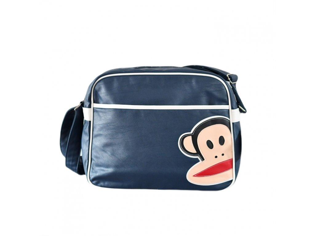 Tmavě modrá taška Paul Frank