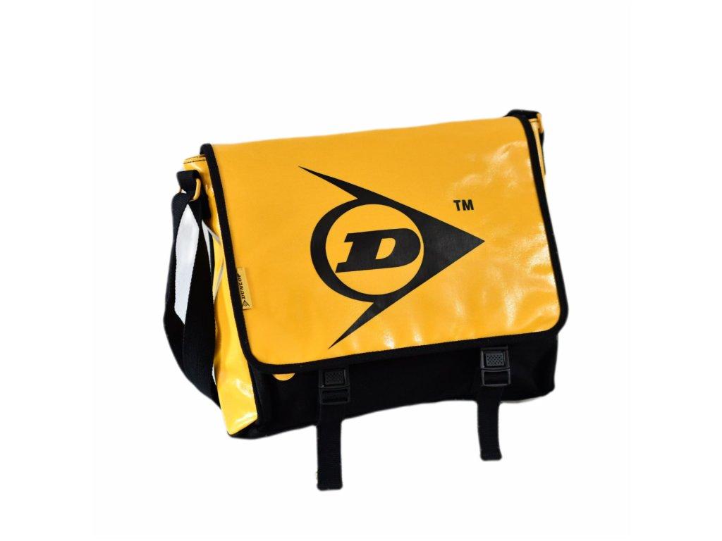 Žlutá taška Dunlop