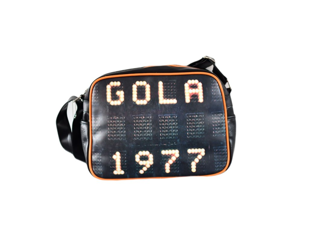 Černá taška GOLA 1977