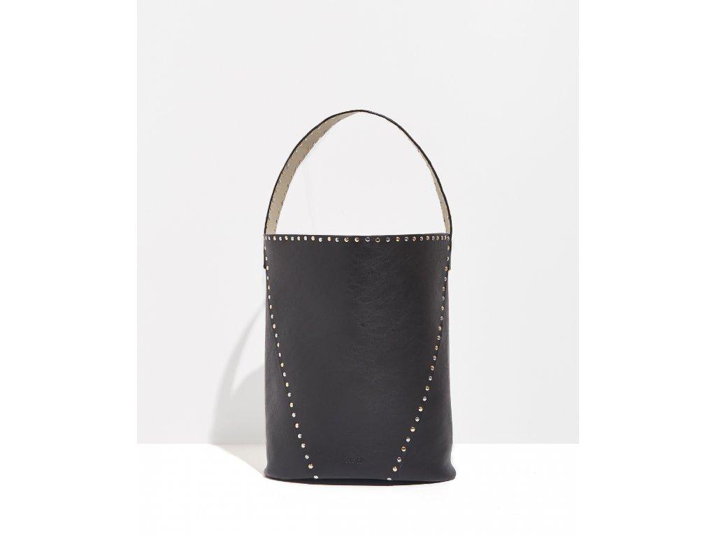 Velká černá kabelka NALÍ