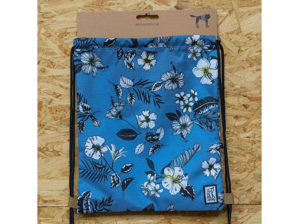 Modrý vak THE PACK SOCIETY Flower