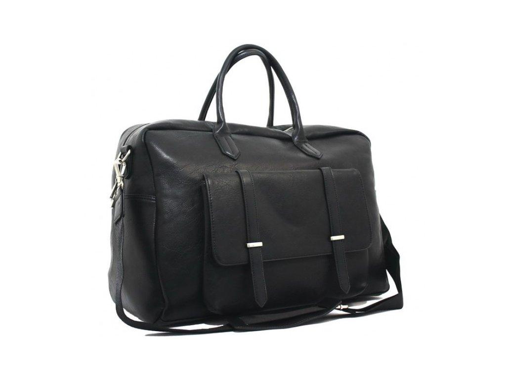 Cestovní taška Bobby Black Andrew