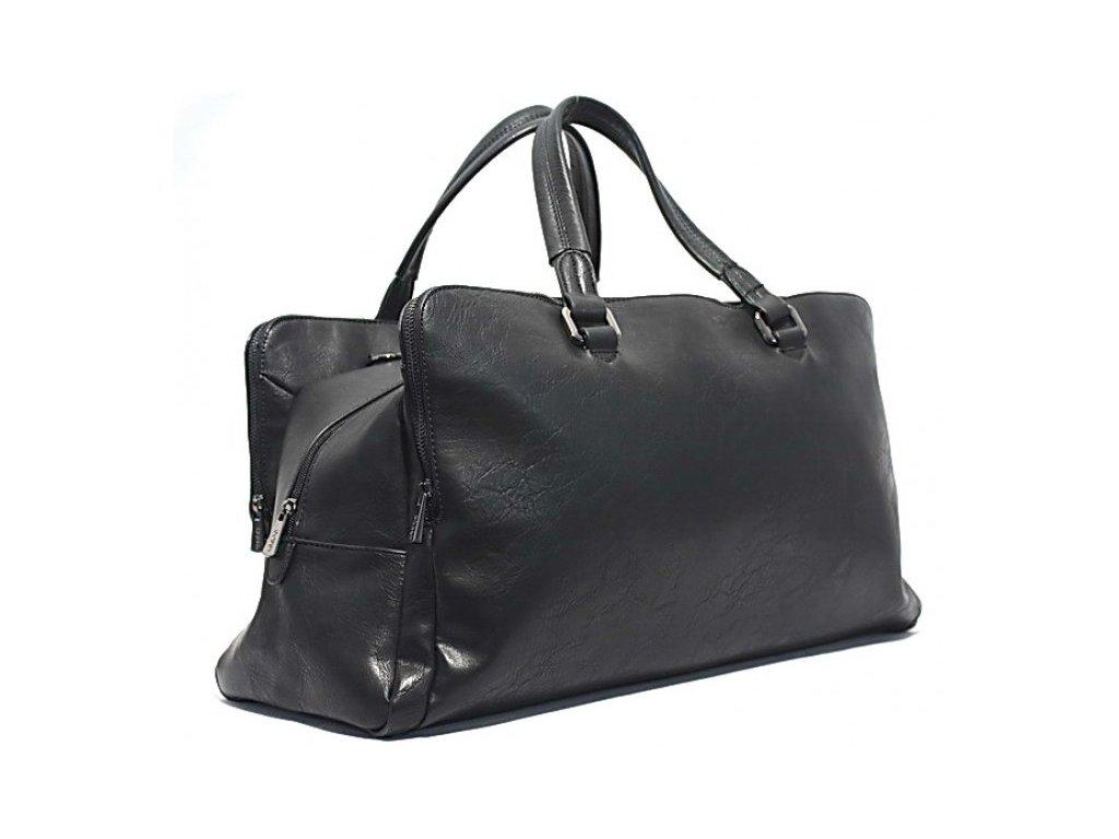 Velká černá taška Bobby Black Peaky