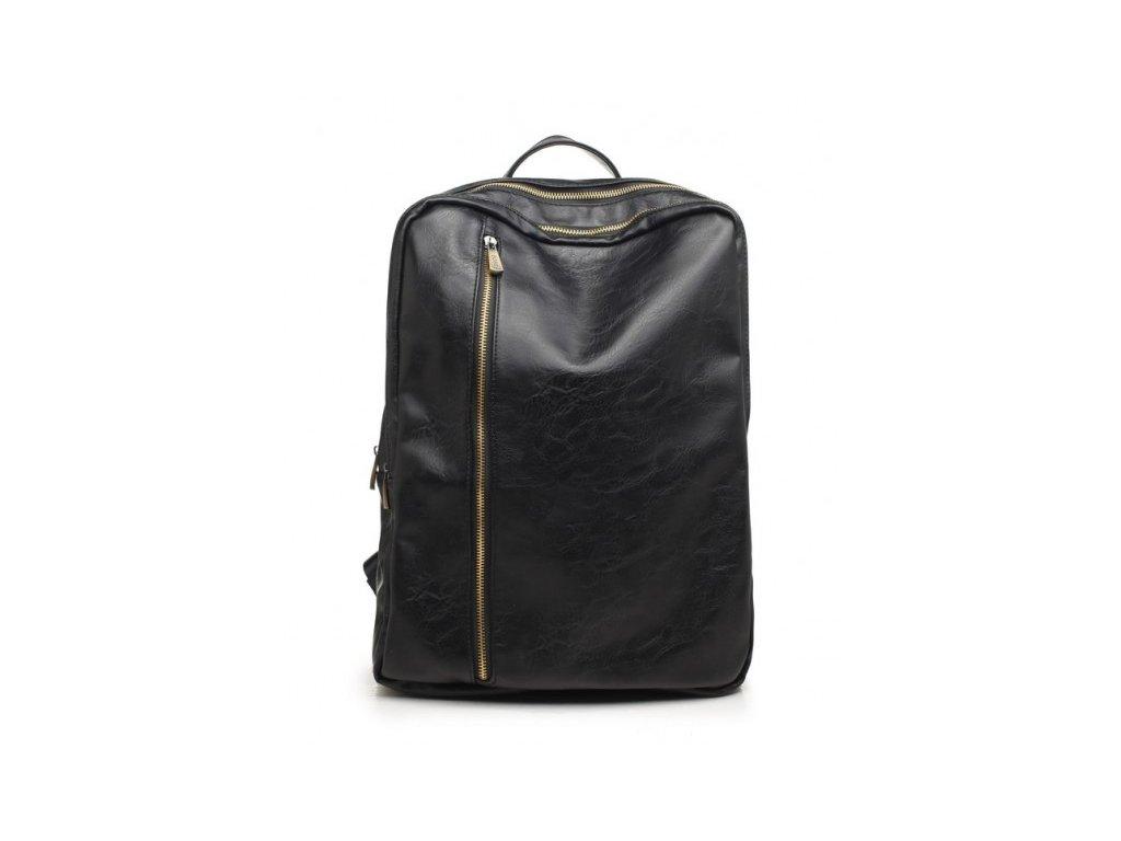 Černý batoh Bobby Black Josh 69Bronze