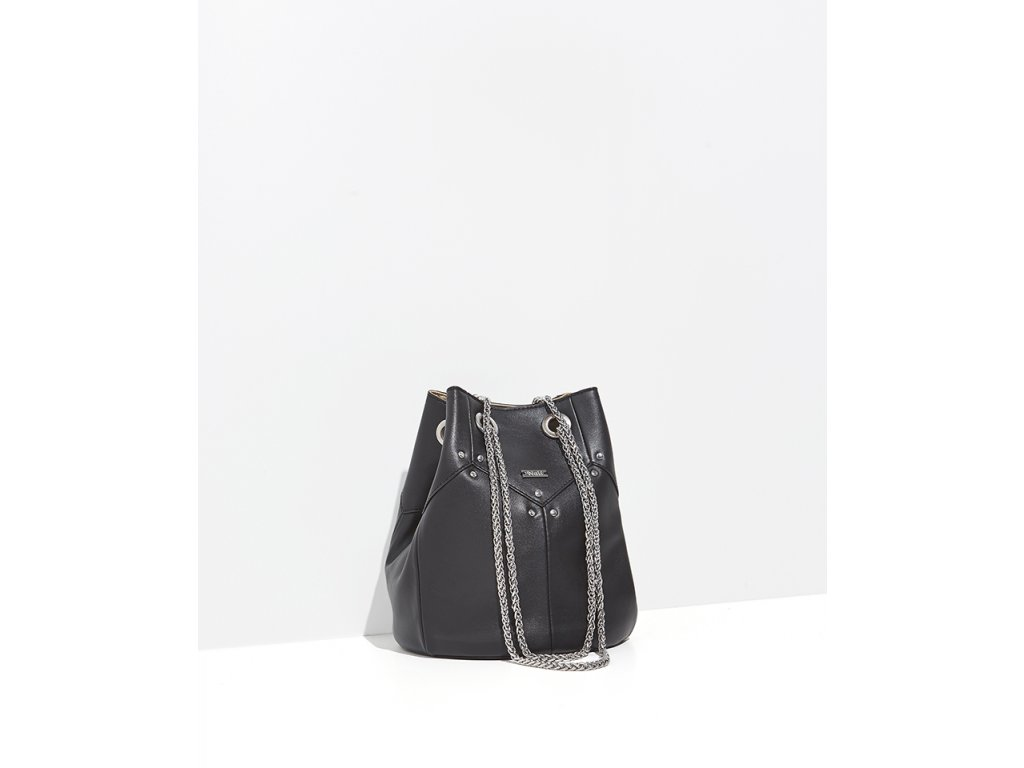 Menší černá kabelka NALÍ Serena