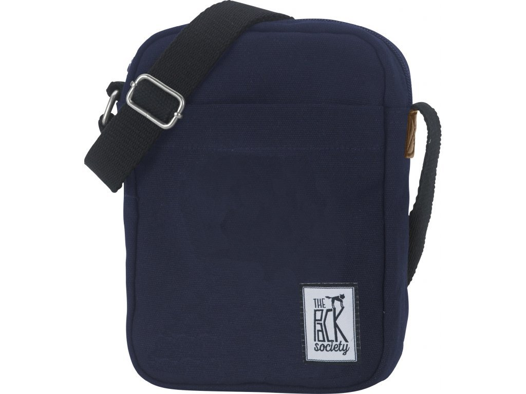 Tmavě modrá taška THE PACK SOCIETY
