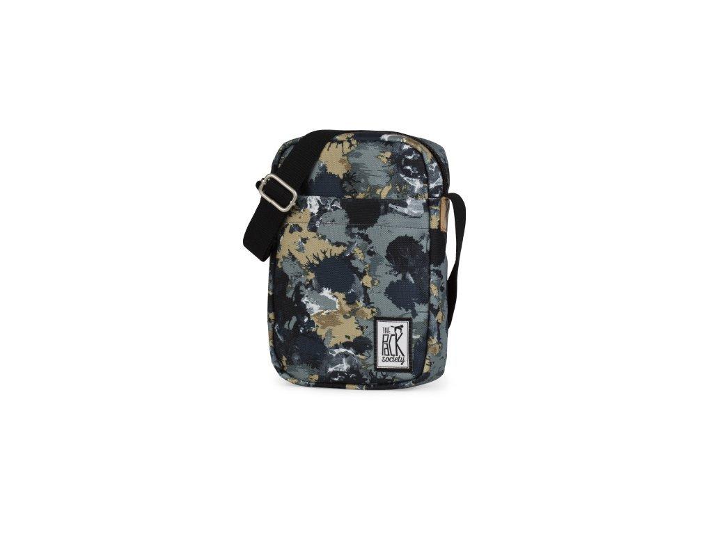 Malá maskáčová taška THE PACK SOCIETY