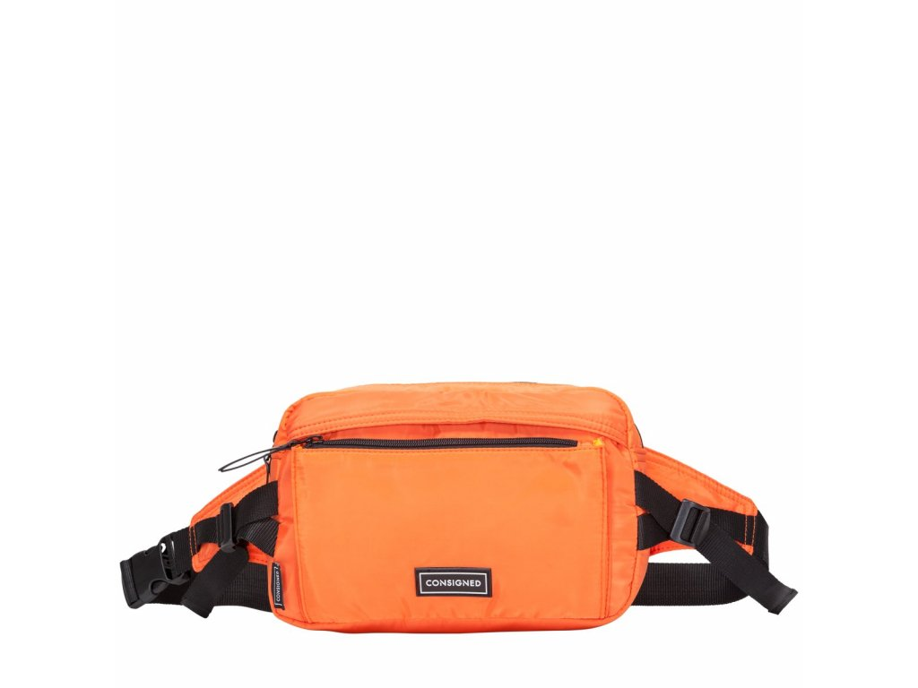 Velká oranžová ledvinka CONSIGNED VOYAGE