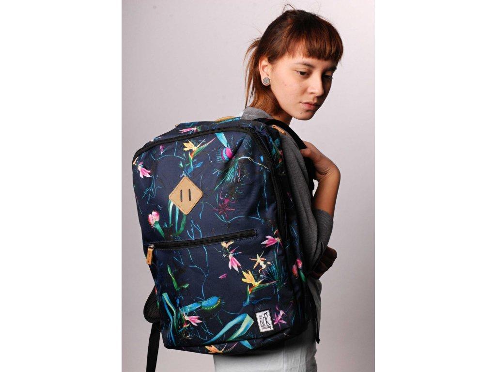 Školní batoh THE PACK SOCIETY DOUBLE B