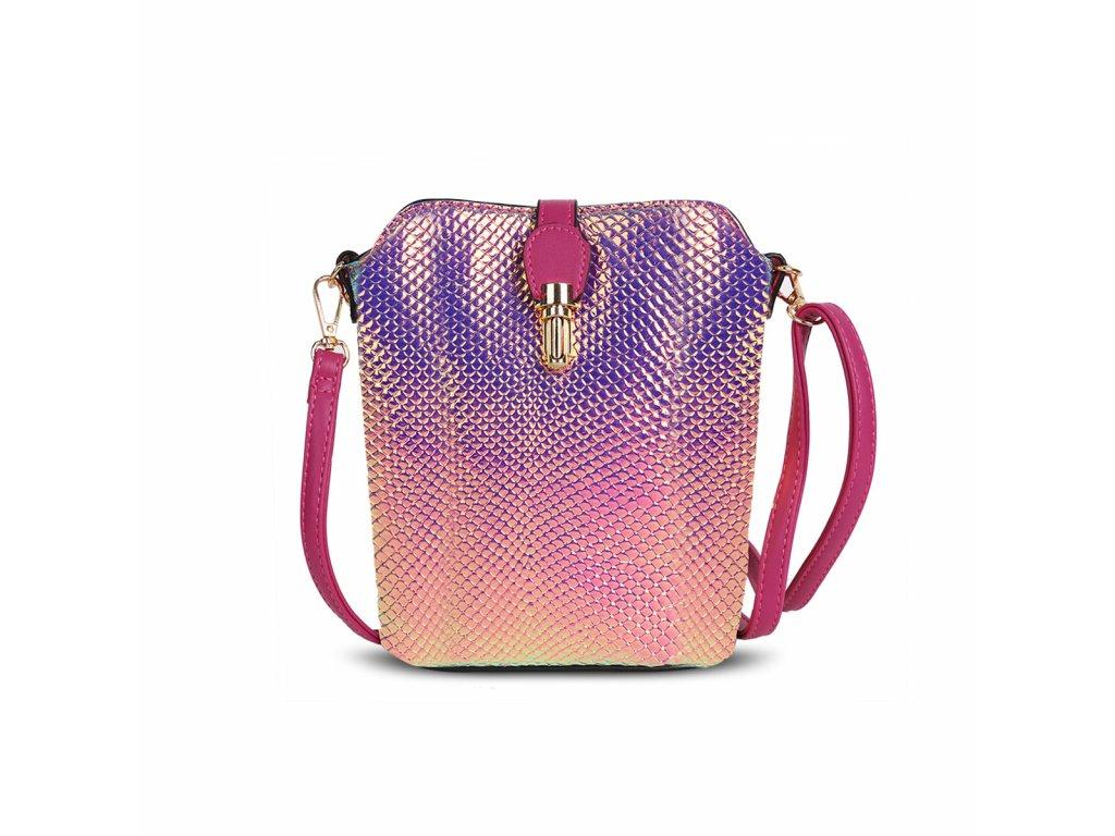Holografická kabelka Gessy London by LYDC Annie
