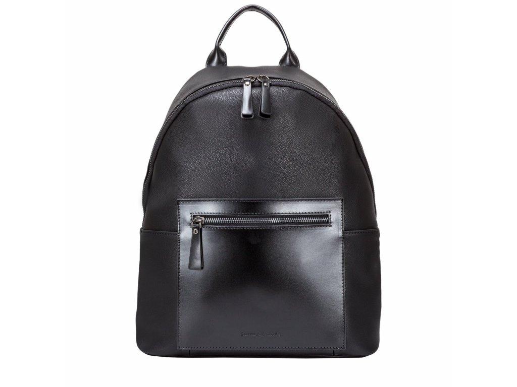 Kožený batoh Smith & Canova Liam