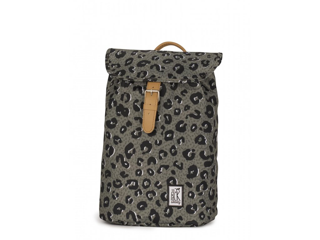 Batoh THE PACK SOCIETY Leopard