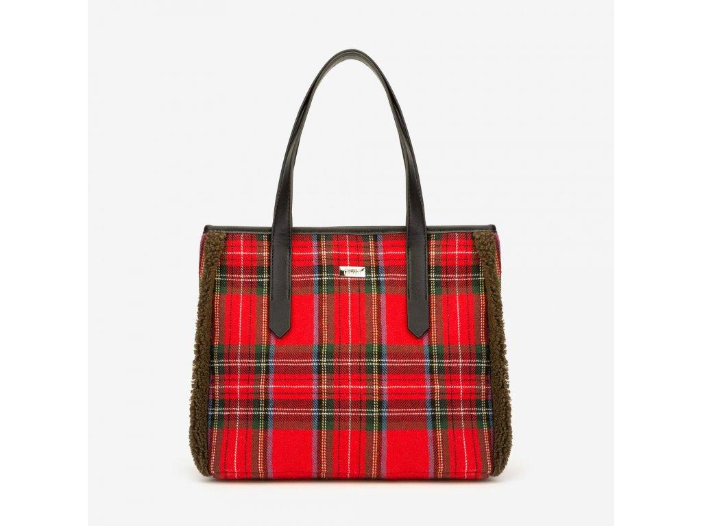 Červená kabelka Keddo Isabell