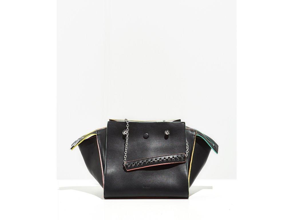 Velká černá kabelka NALÍ Debora