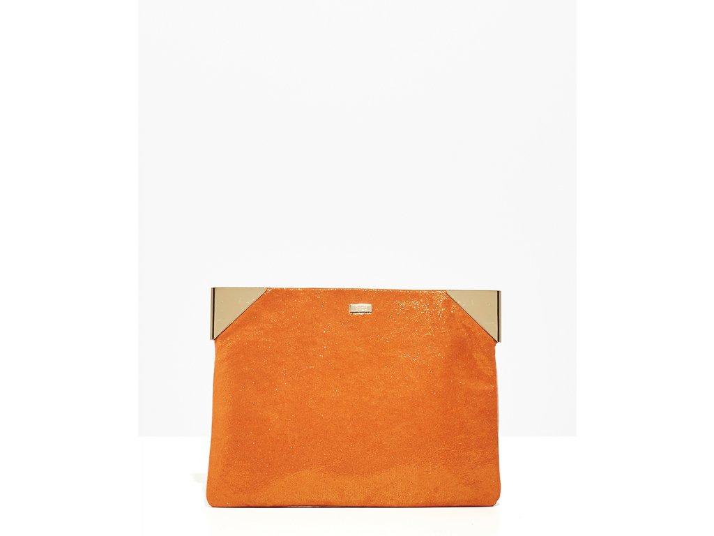 Oranžová kabelka NALÍ Gaia
