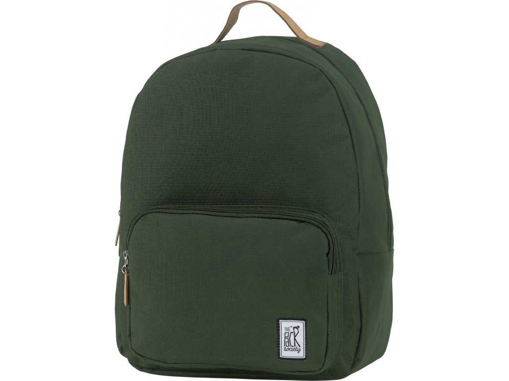 Zelený batoh THE PACK SOCIETY CLASSIC
