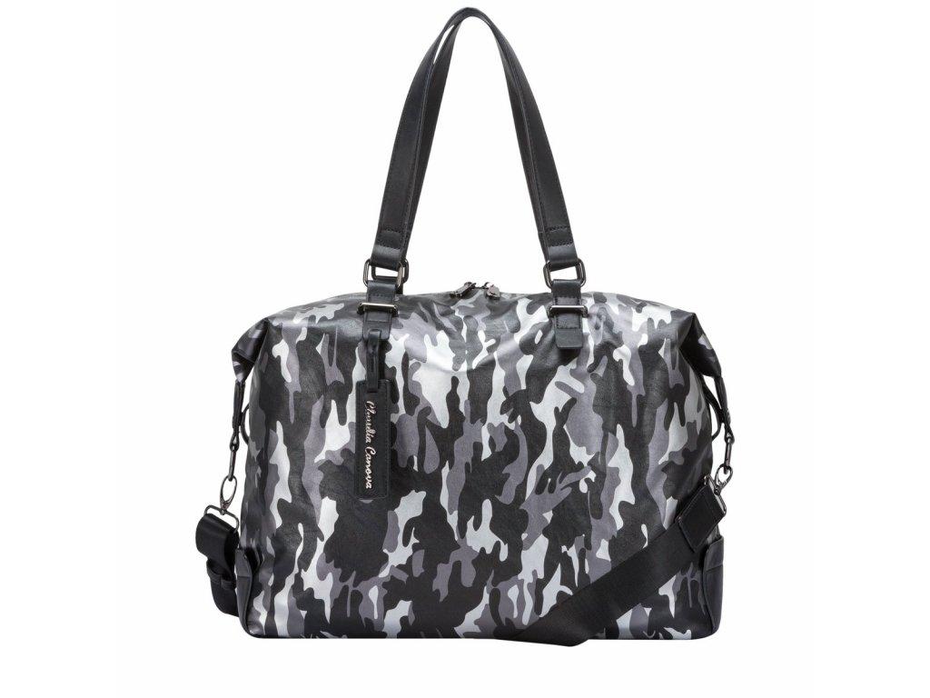Velká černá taška Claudia Canova Gillie