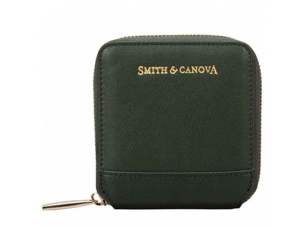 Kožená peněženka Smith & Canova Abelson