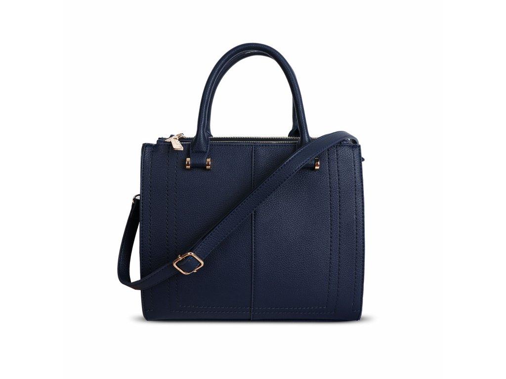 Tmavě modrá kabelka LYDC London Gizelle