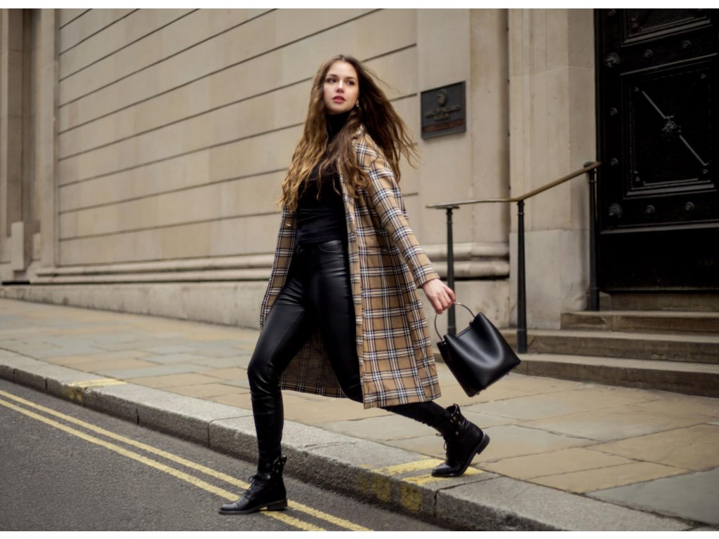 Malá černá kabelka Bessie London Katrin