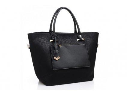 Černá kabelka Bessie London Frances