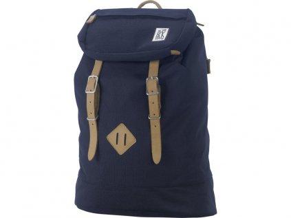 Tmavě modrý batoh THE PACK SOCIETY