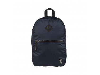 Temně modrý batoh THE PACK SOCIETY