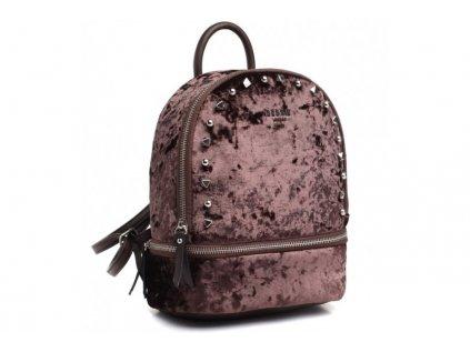 Čokoládový batoh Bessie London Lilian