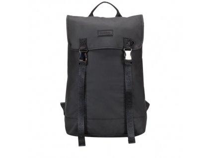 Černý batoh CONSIGNED ZANE