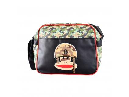 Maskáčová taška Paul Frank