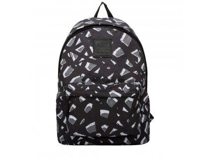 Černý batoh ARTSAC
