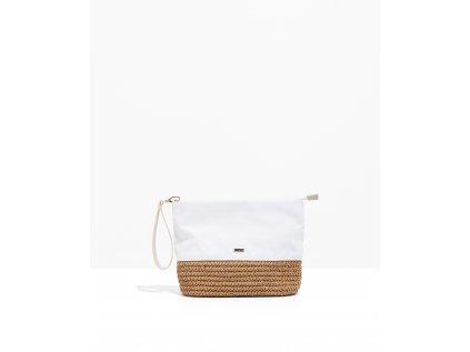 Bílá kabelka Nalí Paglia