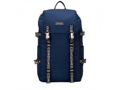 torrett twin pocketed flapover backpack