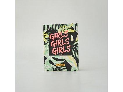 Školní diář Supertrash Girls