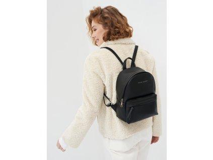 Černý batoh Keddo London