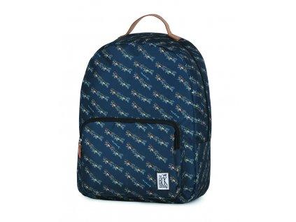 Modrý batoh THE PACK SOCIETY CLASSIC