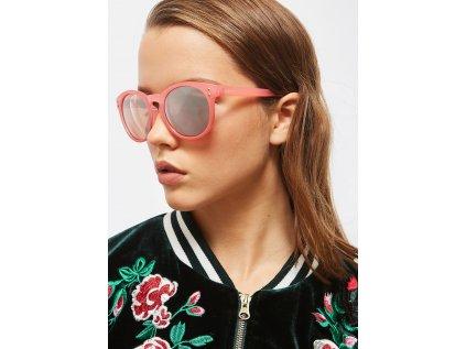 Růžové sluneční brýle Nalí Sofia