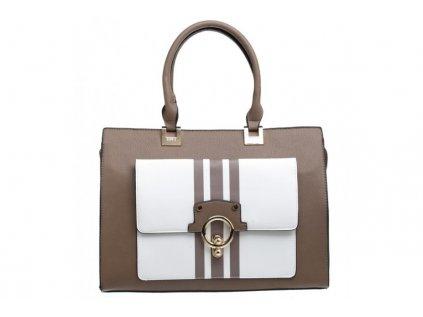 Světle hnědá kabelka Bessie London