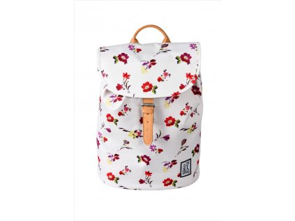 Batoh THE PACK SOCIETY POPPY FLOWER * LIMITED EDITION
