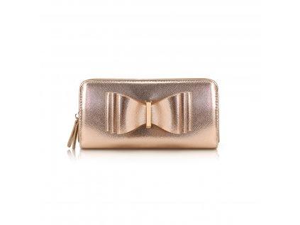 Zlatá peněženka LYDC London Myra