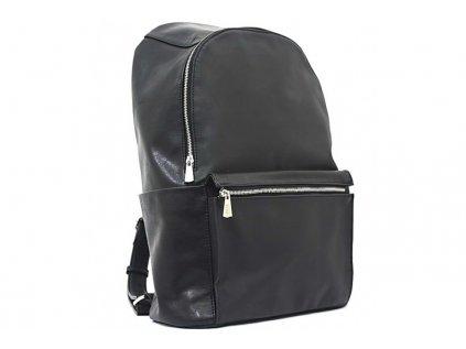 Černý batoh Bobby Black SUPERGUN