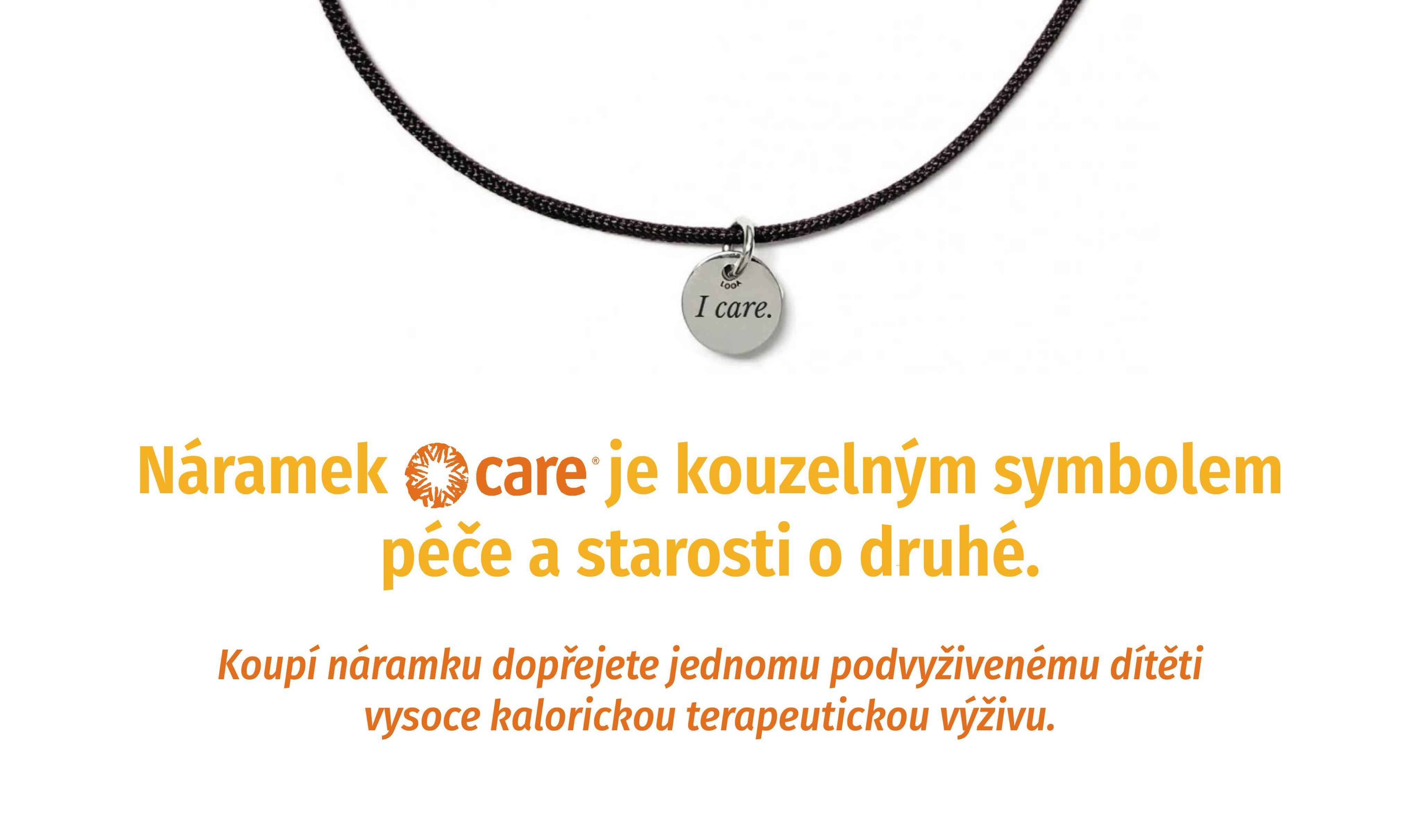 LOOA x humanitární organizace CARE Česká republika