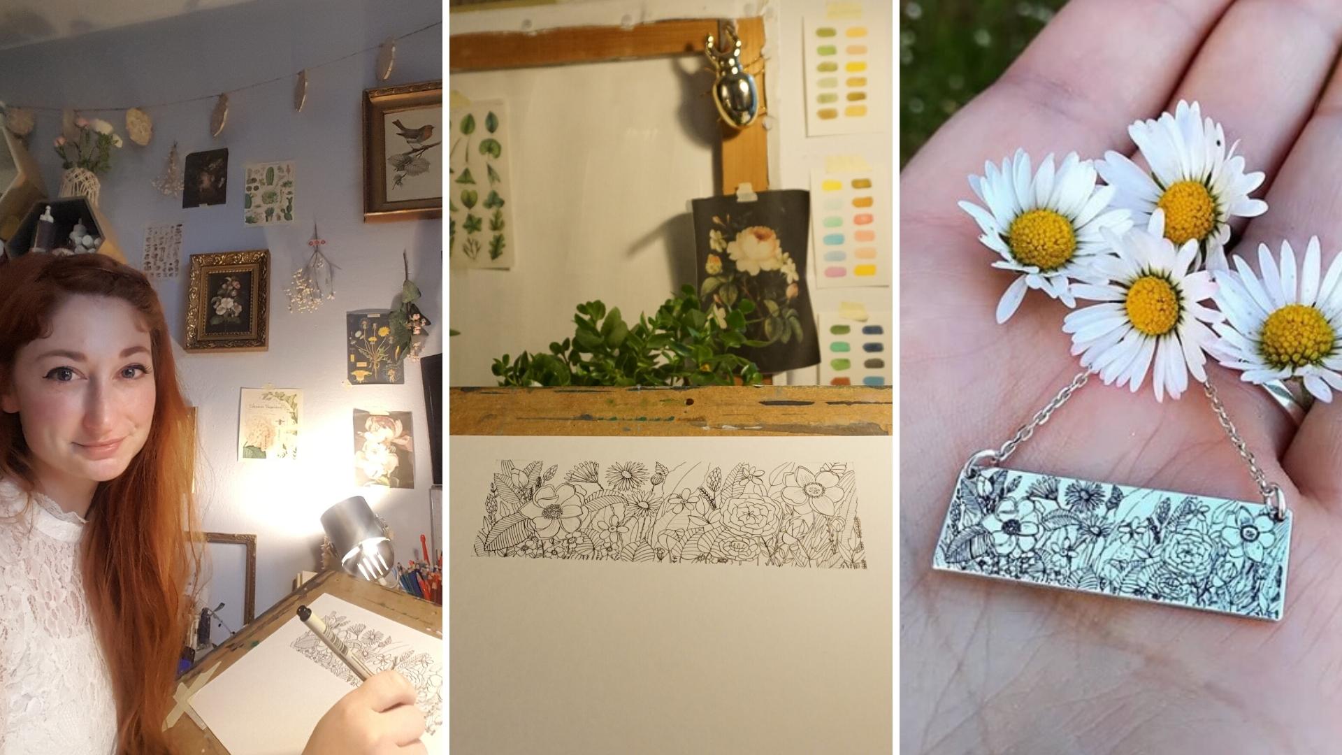 Ivana Lévková pro LOOA: Jak vzniká malý kousek umění na šperku?