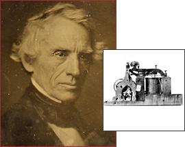 Morseův kód // Samuel Morse, jak to všechno začalo ..