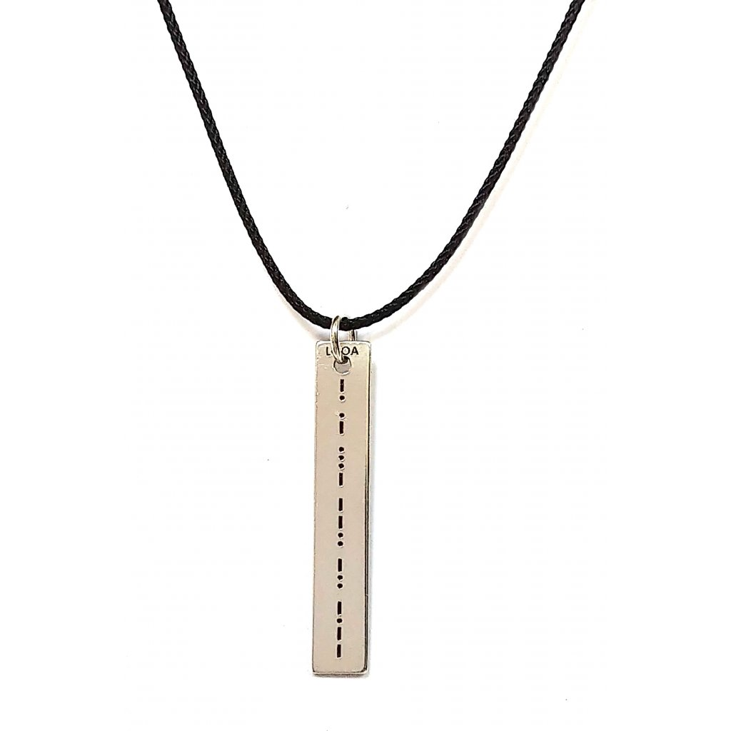 náhrdelník navždy, LOOA, stříbro